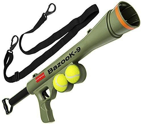 BazooK-* Tenis Topu Fırlatma Silahı