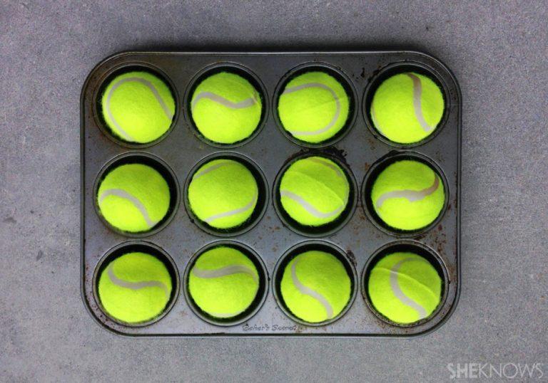 Tenis Topu Puzzle