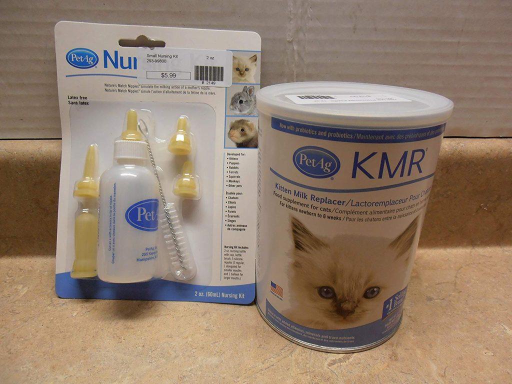 Yavru Kedi için Süt Tozu
